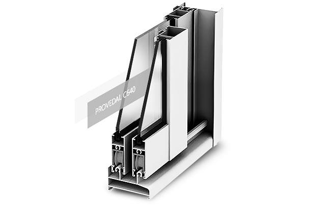 Установка и изготовление алюминиевых окон в москве - компани.