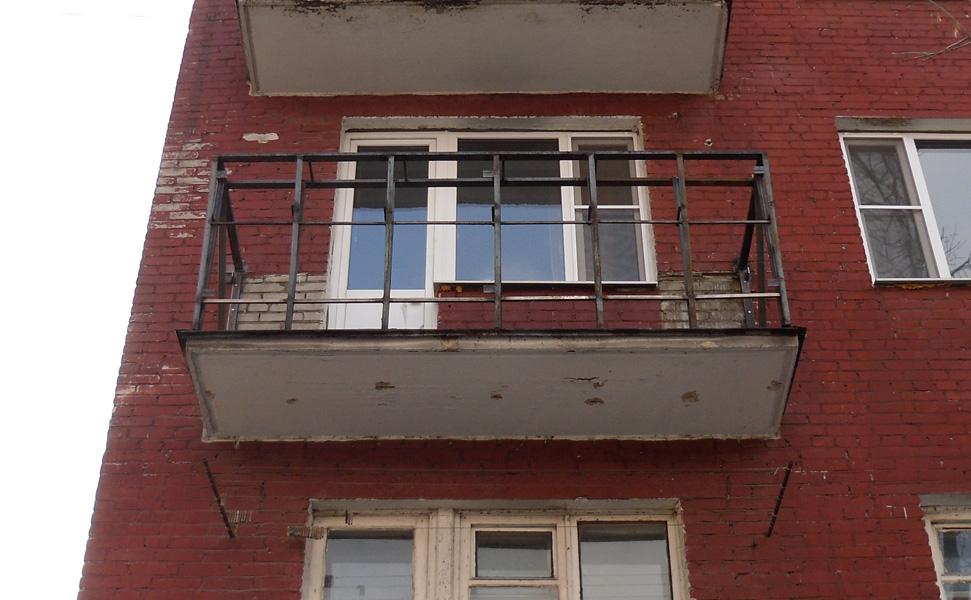 Тёплое остекления балкона с выносом в хрущевке - цены, фото,.